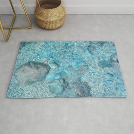 Ice cold water Rug