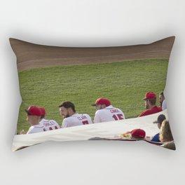 Home Opener Rectangular Pillow