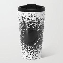 Moon Splash Metal Travel Mug