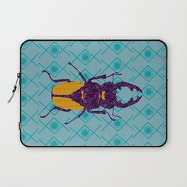 Odontolabis Delesserti Laptop Sleeve