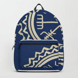 Viking Vegvisir Compass Backpack