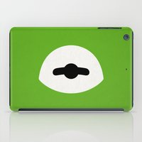 kermit iPad Cases featuring Kermit Bein' Green by Kory Hill