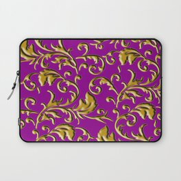 Vampyr Royalty (Purple) Laptop Sleeve