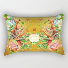 生まれサークル Umare Circle Rectangular Pillow