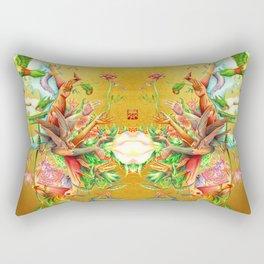 生まれサークル Umare Circle Rectangular Pillow