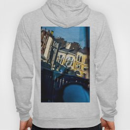 The reflected city Hoody