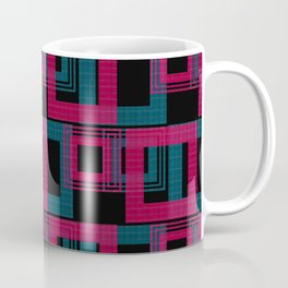 Geometric pattern . Leila . Coffee Mug