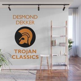 Classic Trojan Wall Mural