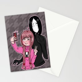 Yume Selfie Stationery Cards