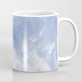 Blue Calcite Coffee Mug