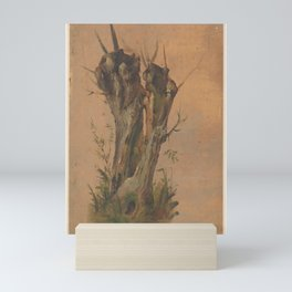 Pollard Willow, Jan Weissenbruch, 1832 - 1880 Mini Art Print