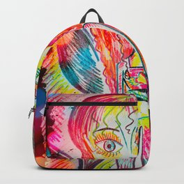 Fairies are Invisible and Inaudible Like Angels, But their Magic Sparkles in Nature Backpack