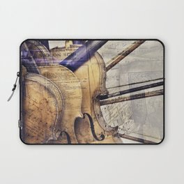 Classic Violins Laptop Sleeve