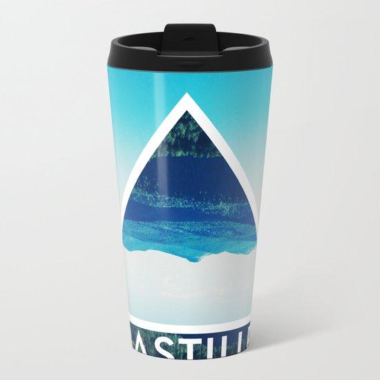 BASTILLE Metal Travel Mug