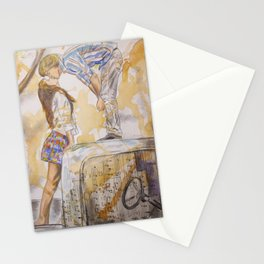 Country Love Stationery Cards