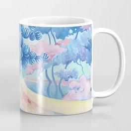 Blue Pine Coffee Mug