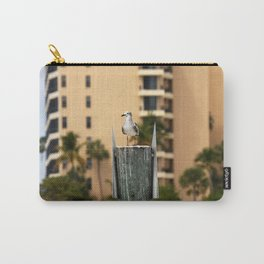 Seagulls lookout Carry-All Pouch