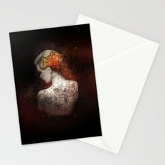 There Is Beauty in here, too Stationery Cards