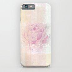 SWEET ROSE iPhone 6s Slim Case