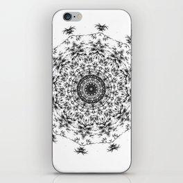 Tree Mandala 2 iPhone Skin