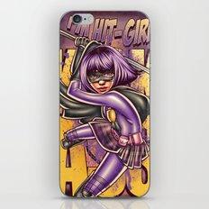 Hit-Girl - Kick Ass iPhone & iPod Skin
