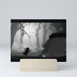 Enchanted Forest - 01 Mini Art Print