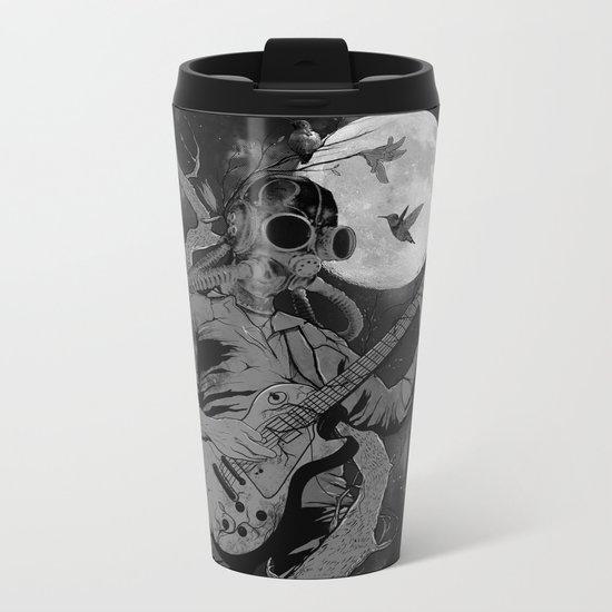 Still Remains Metal Travel Mug