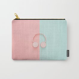 A Colorful Sound Carry-All Pouch