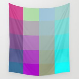 Bright but Spunky Wall Tapestry