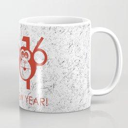 Red monkey 2016 Coffee Mug
