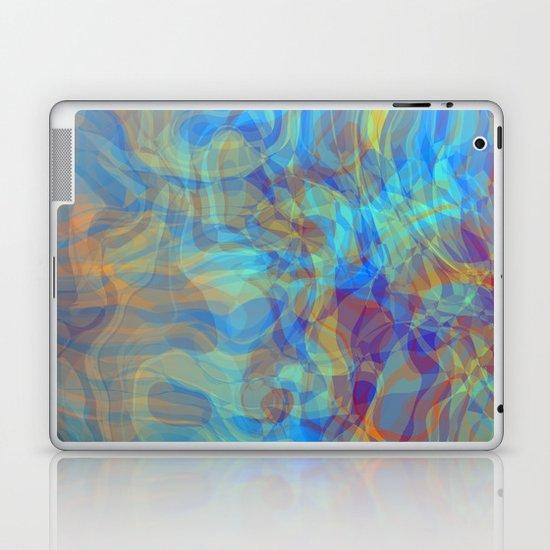 Like Fire and Ice Laptop & iPad Skin