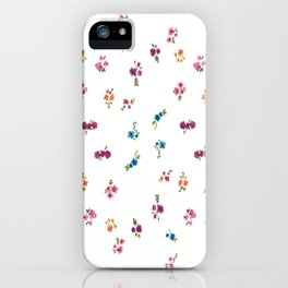 Blurred Spring iPhone Case