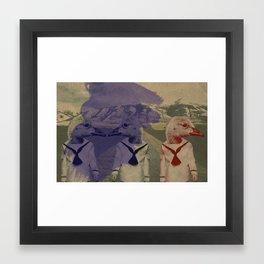 Celos Framed Art Print