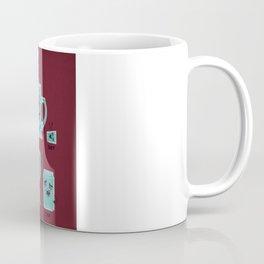Field Guide to Alcoholic Drinkware Coffee Mug