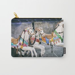 Carousel Three Carry-All Pouch