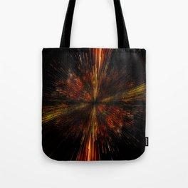 PLANET PIXEL INCEPTION Tote Bag