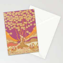 Bright Diane Stationery Cards