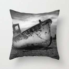 The Trawler Throw Pillow