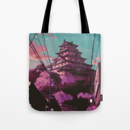 Hasetsu Castle Tote Bag