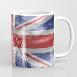 Big Ben - UK Flag Coffee Mug
