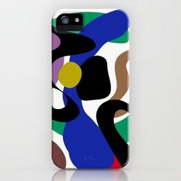 Retro Style 1 iPhone Case