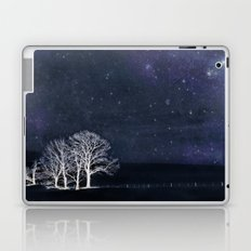 The Fabric of Space and the Boundary of Knowledge Laptop & iPad Skin