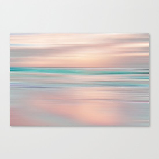 SUNRISE TONES Canvas Print