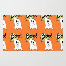 Ghosts Say Boo Rug