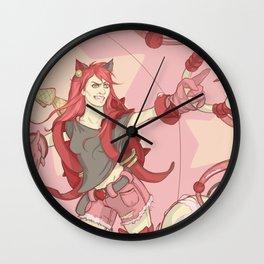 Ice cream Archer Wall Clock