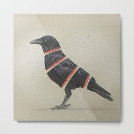 Raven Maker Metal Print