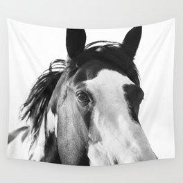 Paint Horse | Modern Horse Art Wall Tapestry