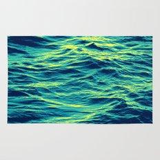 OVER THE OCEAN Rug