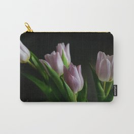 Low Light Tulips Carry-All Pouch