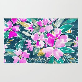 SUP DAWG Dogwood Floral Rug